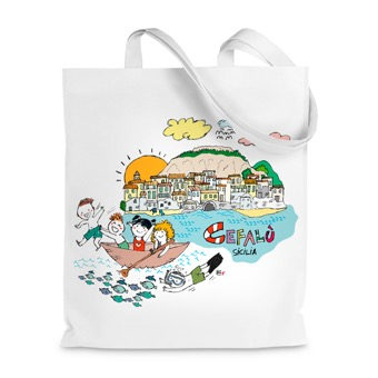 Borsa Shopper  Cefalù - Sicilia