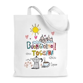Borsa Shopper Buongiorno Toscana