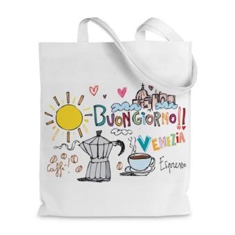 Borsa shopper Buongiorno Venezia