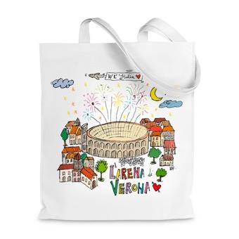 Borsa Shopper L'Arena di Verona