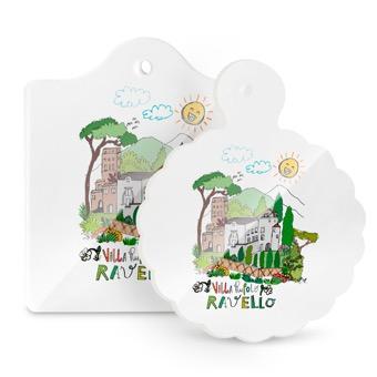 Tagliere - Sottopentola Villa Rufolo - Ravello