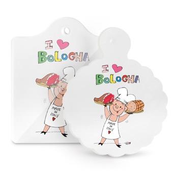 Tagliere - Sottopentola Prosciutto e Mortadella di Bologna