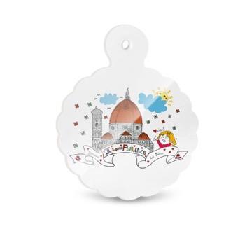 Tagliere - Sottopentola, Basilica Santa Maria del Fiore Firenze,