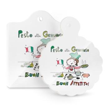 Tagliere - Pesto alla genovese! Liguria