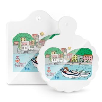 Tagliere - I Love le Cinque Terre! Liguria