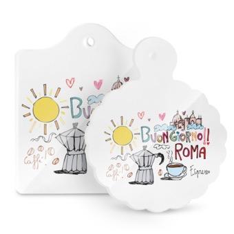 Tagliere - Sottopentola, Buongiorno Roma