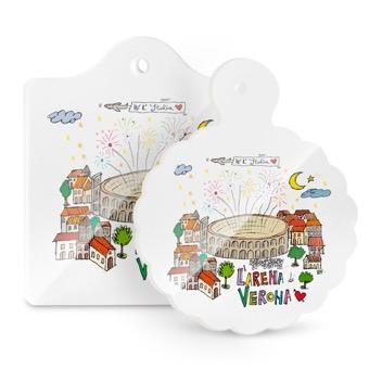 Tagliere - Sottopentola L'Arena di Verona
