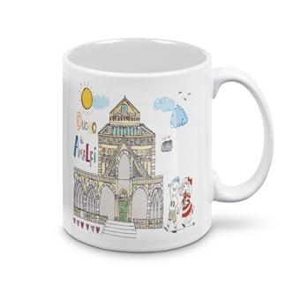 Tazza Duomo di Amalfi