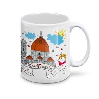 Tazza Basilica Santa Maria del Fiore, Firenze