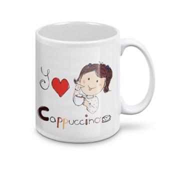 Tazza I Love Cappuccino