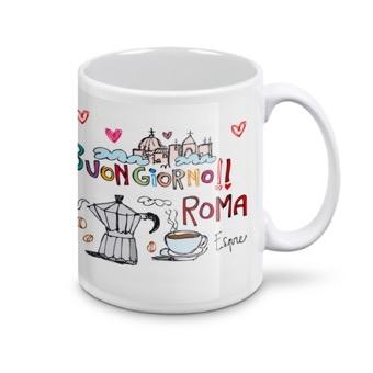 Tazza Buongiorno Roma