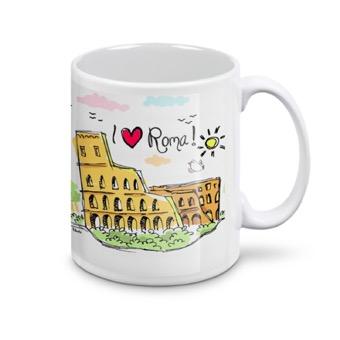 Tazza Colosseo
